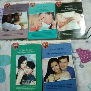 Precious Hearts Romances Pocket Books
