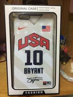 USA 10 Kobe Bryant iphone 6 plus case