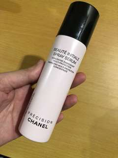 Authentic Chanel setting spray