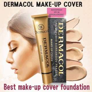 Dermacol make up cover foudation
