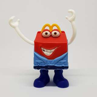 (c) 2012 McDonald's McDo Happy Meal - Happy in Costume