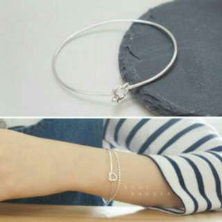 🆕Korea 925 silver bracelet