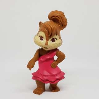 McDonald's McDo Happy Meal - Brittany - The Chipettes
