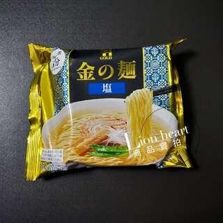 🚚 現貨實拍 日本金的麵 日本超商限定(鹽味)