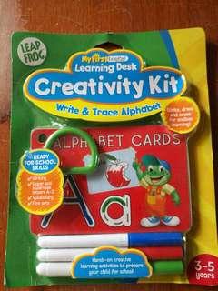 Write & Trace Alphabet
