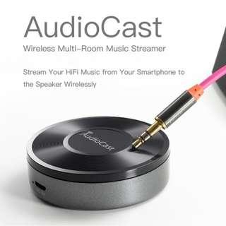 $49 (Promo) AudioCast M5 Wireless Music Receiver - Alternate to Chromecast Audio