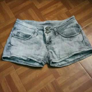 Hotkiss denim shorts