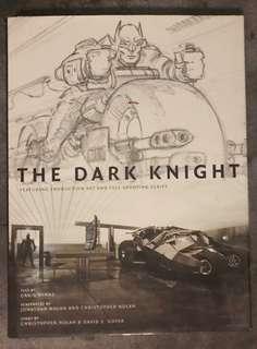 The Dark Knight (film) Art Book
