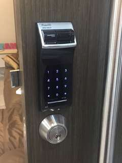 Gateman fingerprint Digital Lock