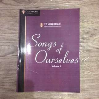 CIE Songs of Ourselves Vol. 2