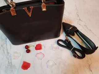 [Pre-Order] Women's V Handbag