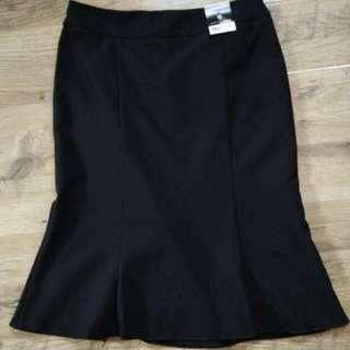 Dorothy Perkins Black Skirt