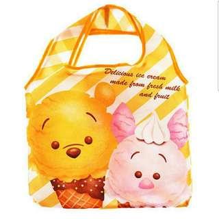Disney Tsum Tsum Ice Cream Eco Bag