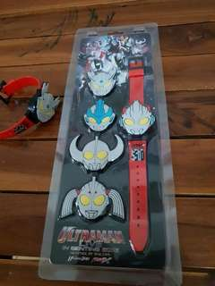 ULTRAMAN WATCH LIMITED EDITION-LIVE IN GENTING