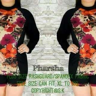 Parsha Rashguard