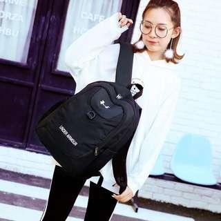 Backpack : Under Amour Laptop Travel School Bagpack