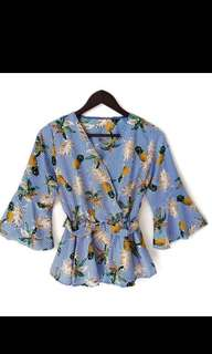 kimono blouse hawaii