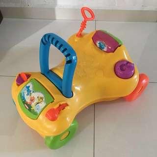 Playskool Baby Walker - Push car