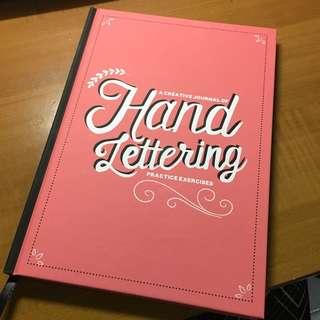 HAND LETTERING JOURNAL