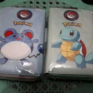 Pokemon Wallets