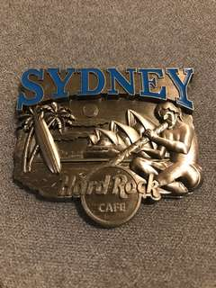 HRC Fridge Magnet Sydney