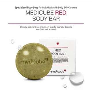 [Ready Stocks] - Medicube Red Body Bar 100g