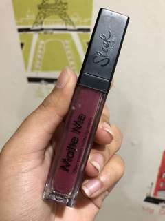 LIP CREAM SLEEK MATTE ME