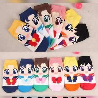 ICONIC SOCKS- SAILORMOON