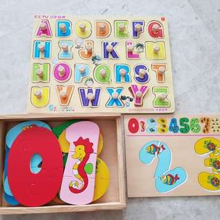 *Easter Offer* Wooden Puzzle