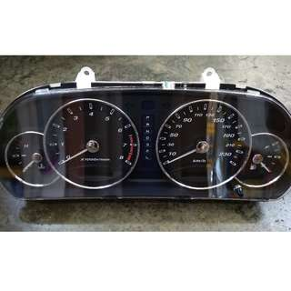 Proton Waja 1.6 (New) Instrument Panel