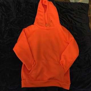 🚚 橘色帽t