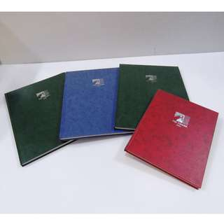 Grandluxe Hard cover Note book