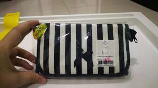 NARAYA Cosmetic Bag With Mirror