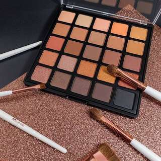 [Authentic] MORPHE Copper Spice Eyeshadow Palette