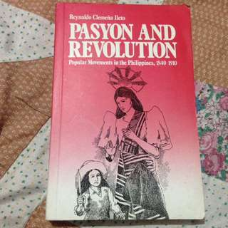 PASYON & REVOLUTION
