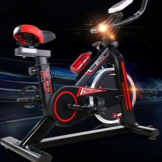 Home Ultra-quiet Indoor Exercise Bike Fitness Equipment Foot Exercise Bike