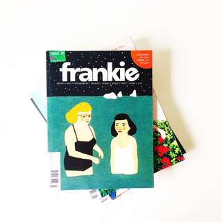 FREE POSTAGE Frankie Magazine Issue 71
