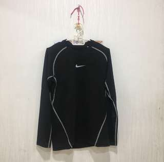 Long sleeve sportswear