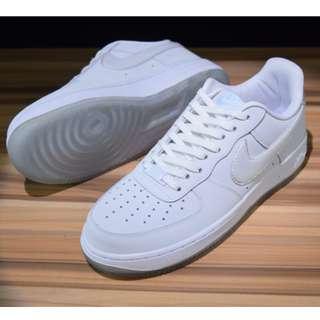 Nike Air Force 最強耐克空軍壹號鐳射616725-105男女鞋size:36 -45