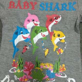 Baby Shark Doo Doo Kids Clothes