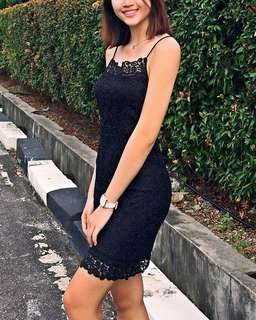 MNG Lace Dress