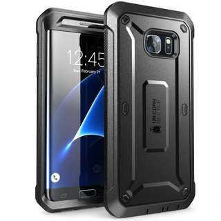 SUPCASE Full-body Rugged Holster Case For Galaxy S7 Edge