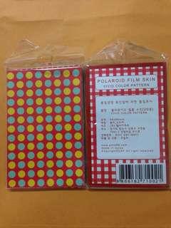 Vivid Instax Mini Sticker