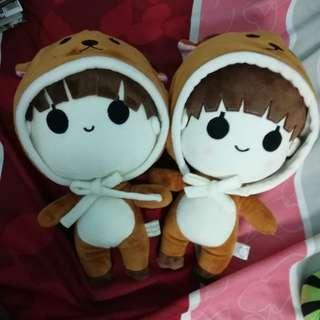 Luhan doll exo doll