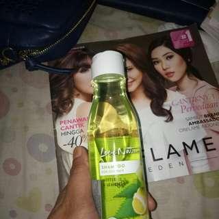 Love nature shampoo for oily hair nettle&lemon