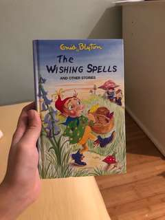 Enid Blyton - The wishing spells