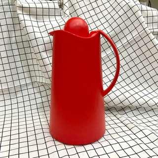 全新 | 德國【alfi】La Ola玻璃真空內膽 保溫/保冰/保冷瓶壺 1000cc