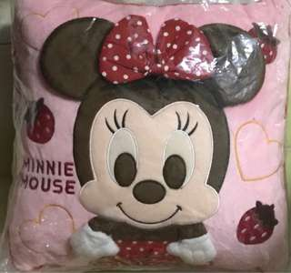 Minnie Mouse Cushion 30cmx30cm