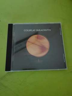 Coldplay- Parachutes