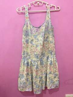 Floral Stradivarius Dress